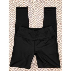 Central Park Activewear Black Leggings